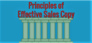 Best Principles Of Sales Copy – How To Write Effective Sales Copy
