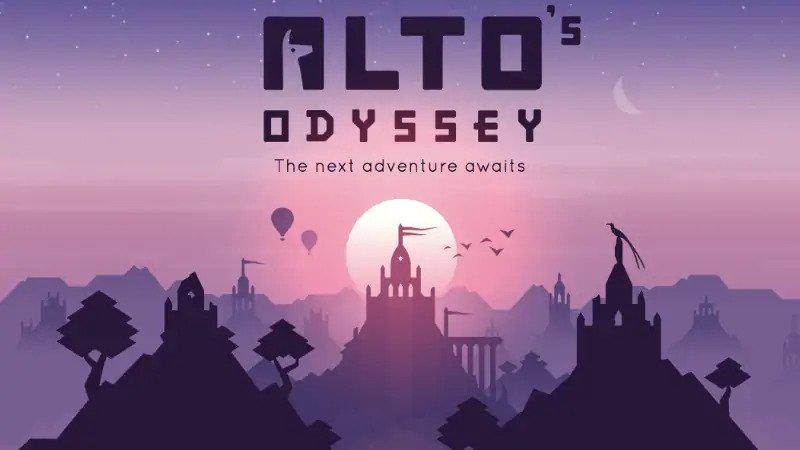 Alto's Odyssey-offline-games