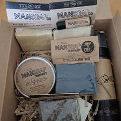 ManSoap Beardy Best Gift Box
