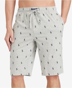 Ralph Lauren sleep shorts