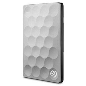 Seagate Backup Plus Ultra Slim Portable External Hard Drive