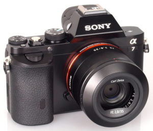 Sony Alpha ILCE-7 (with 28-70mm Lens)