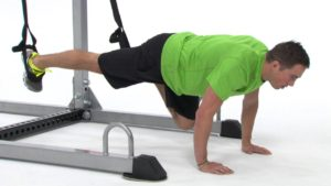Spri Cross Train Gravity Trainer