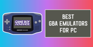 5 BEST TIPS Gba Emulators For Windows Pc And Android 2020