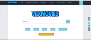 VexMovies – Free Movies Website