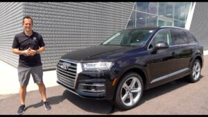 Audi Q7Midsize 3-Row Luxury SUV