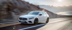 Mercedes-Benz A-Class Small Luxury