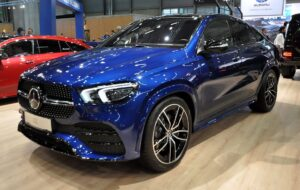 MercedesBenz GLE Midsize Luxury SUV