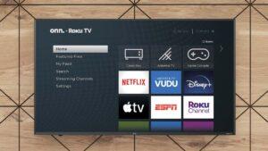 Onn 50-inch 4K Roku Smart TV performance