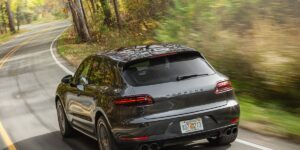 Porsche Macan Compact Luxury SUV