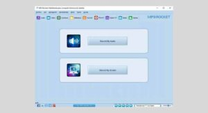 Audio and Screen Recorder