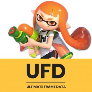 Inkling - Ultimate Frame Data