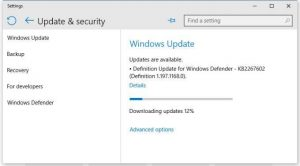 Update your Windows PC