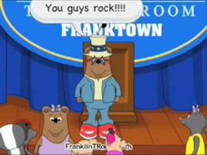 Franktown Rocks