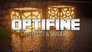 Updating OptiFine