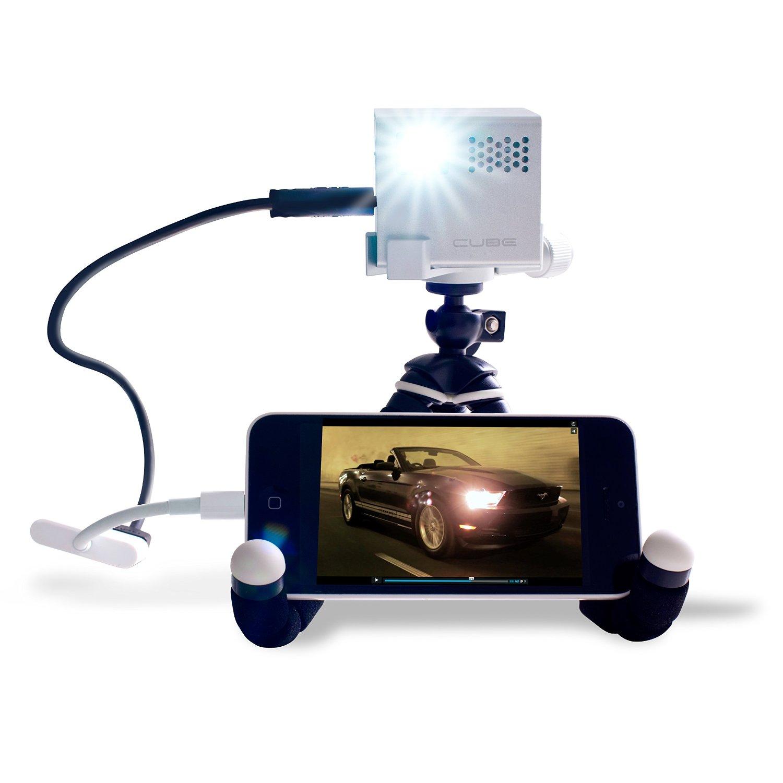PIF6 CUBE Full LED Mini Projector