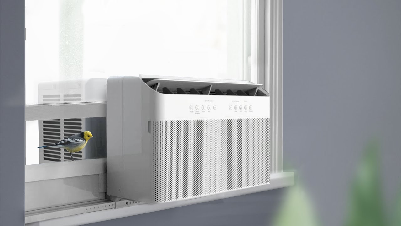 Midea – A New Generation Window Air Conditioner