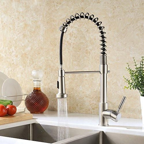 Tone™ Pull-down single-handle semi-professional kitchen sink faucet